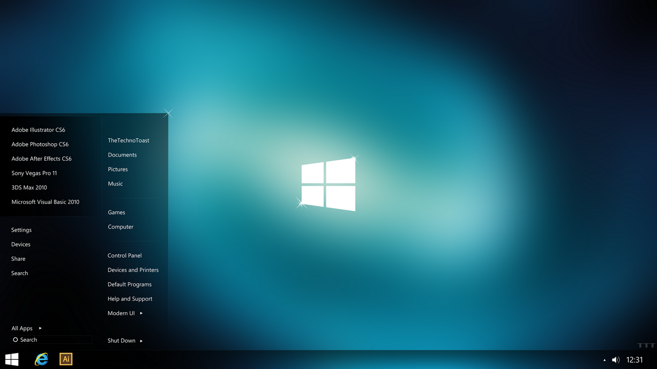 Windows Blue Preview (Quelle: AllAboutPhones.nl)